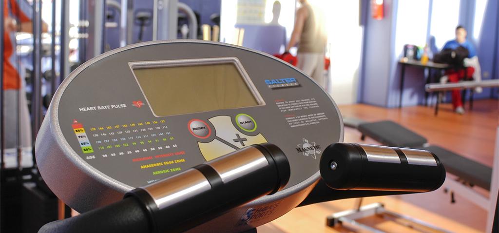 Ya en uso las instalaciones de Cardio-Musculación y pistas de pádel de la UCA