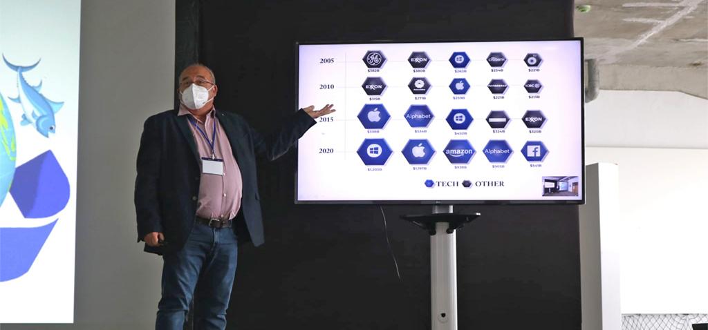 La UCA participa en el I Foro de Economía Azul Barbate'21