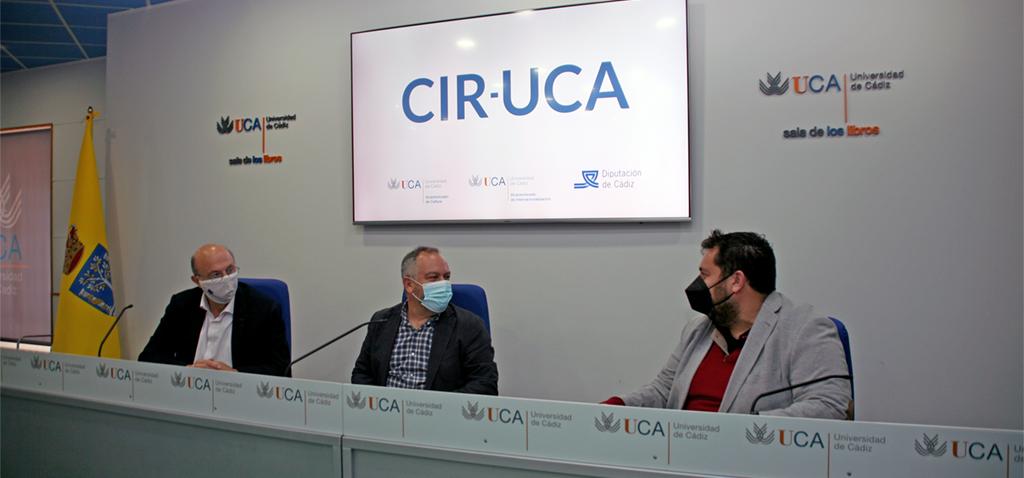 El programa 'CIR-UCA' impulsa rutas culturales para alumnado Erasmus y comunidad universitaria