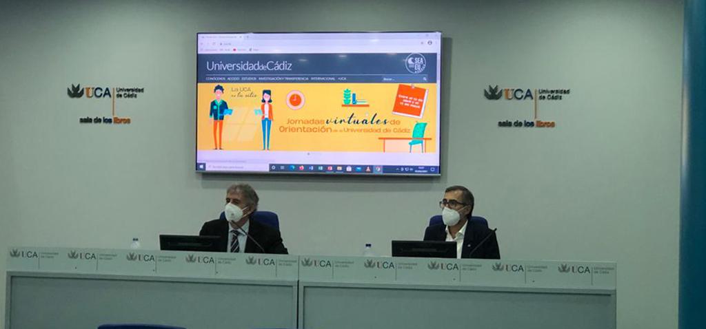 La UCA impulsa sus Jornadas Virtuales de Orientación dirigidas a jóvenes de la provincia que se presentan a la PEvAU