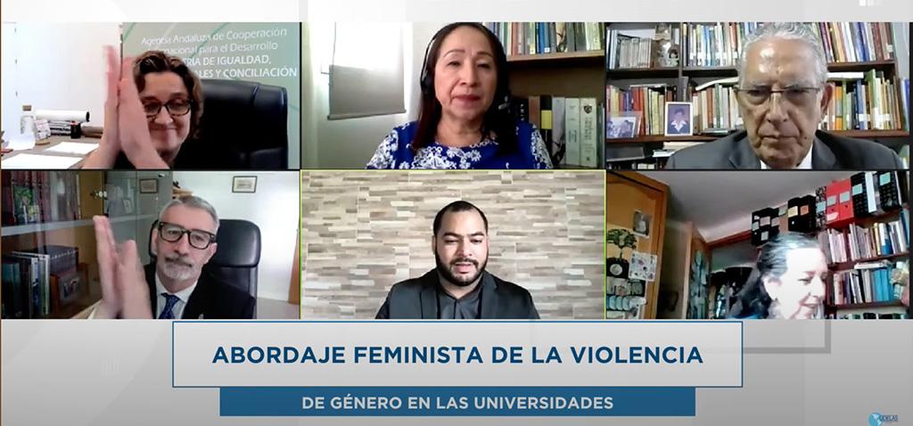 La UCA impulsa el congreso 'GENRED' sobre Violencia de Género en las Universidades