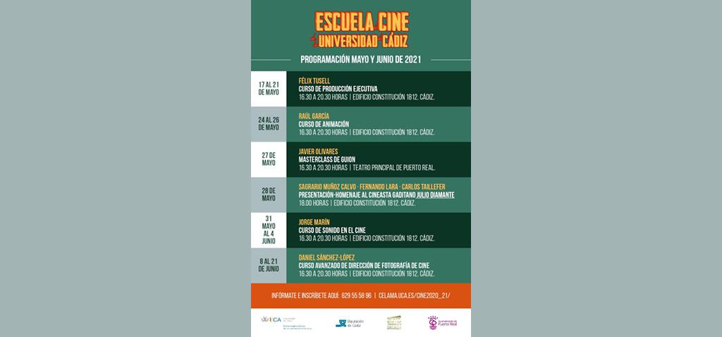 La Escuela de Cine de la UCA presenta su programación para mayo y junio