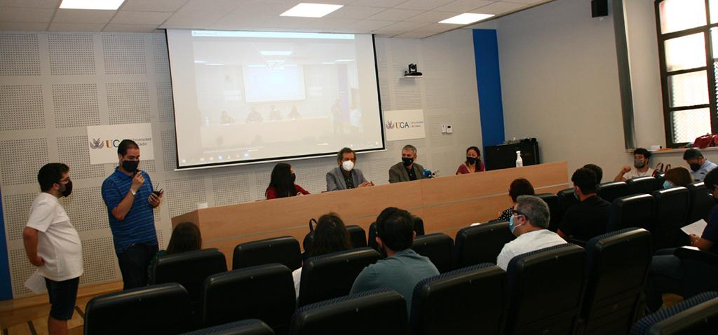La UCA celebra la Jornada 'Voces y Vidas Independientes: Apoyos a la Inclusión de Jóvenes con Capacidades Diversas'