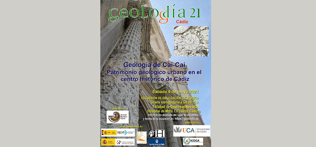 'GEOLODÍA' celebra su décimo aniversario con una excursión de divulgación geológica por Cádiz