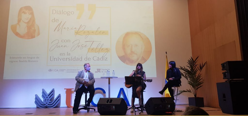 La Universidad de Cádiz celebra la inauguración oficial del salón de Actos de la EPS de Algeciras