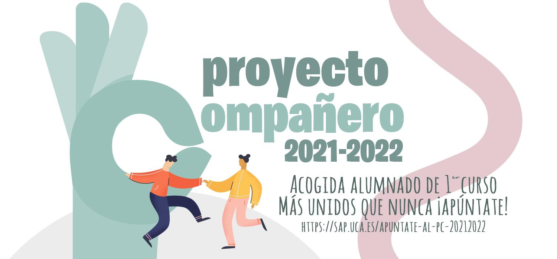 La UCA convoca el programa de acogida Compañero para el curso 2021/2022
