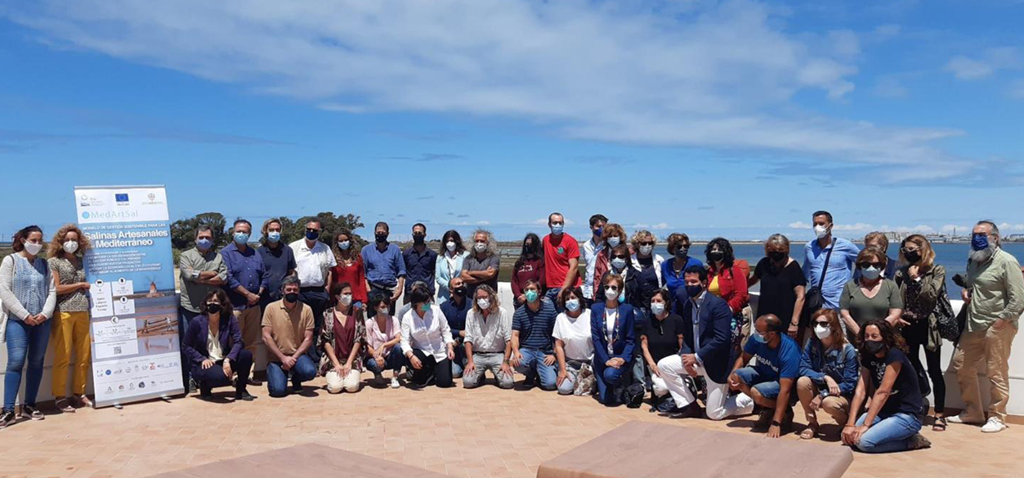 'MedArtSal' impulsa la recuperación de las salinas artesanales para incentivar la economía local y preservar la biodiversidad y el patrimonio cultural