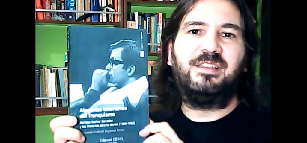 Editorial UCA presenta 'Alegorías televisivas del franquismo. Narciso Ibáñez Serrador y las historias para no dormir'