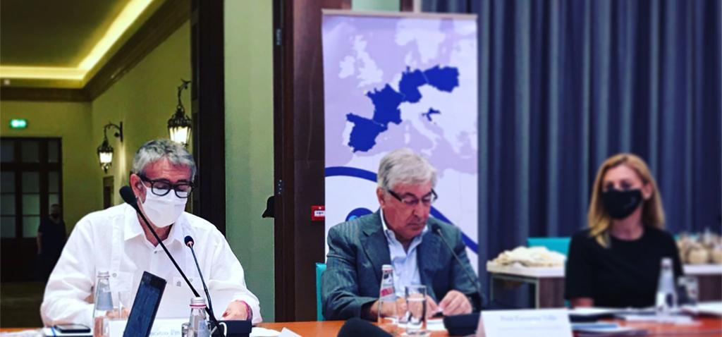 La Junta de Gobierno de SEA-EU se reúne presencialmente en la Universidad de Malta