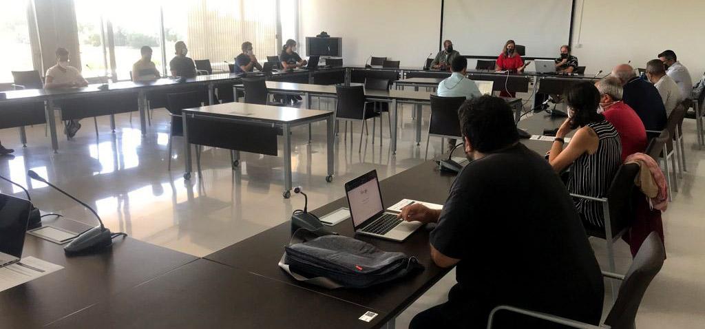 UCA y Ayuntamiento de Puerto Real colaboran en el desarrollo del plan municipal estratégico '+Ciudad'