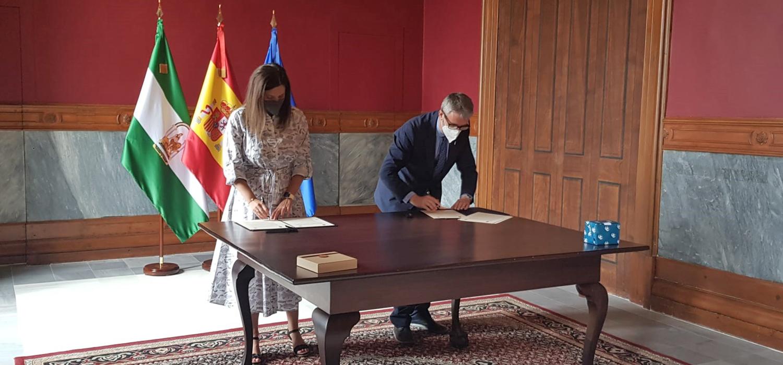 UCA y Ayuntamiento de San Fernando colaborarán para impulsar el estudio y divulgación de las salinas