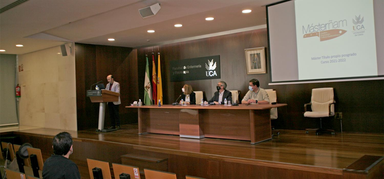 El II máster en Gestión e Innovación de la Cultura Gastronómica 'Másterñam' se impartirá en Cádiz  en septiembre