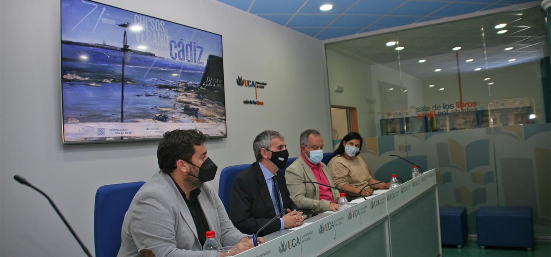 La UCA retoma los Cursos de Verano en Cádiz con 18 seminarios que se celebrarán del 7 al 21 de julio