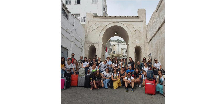Acción Social y Solidaria presenta un estudio sobre el Impacto del Programa de Voluntariado UCA en Marruecos