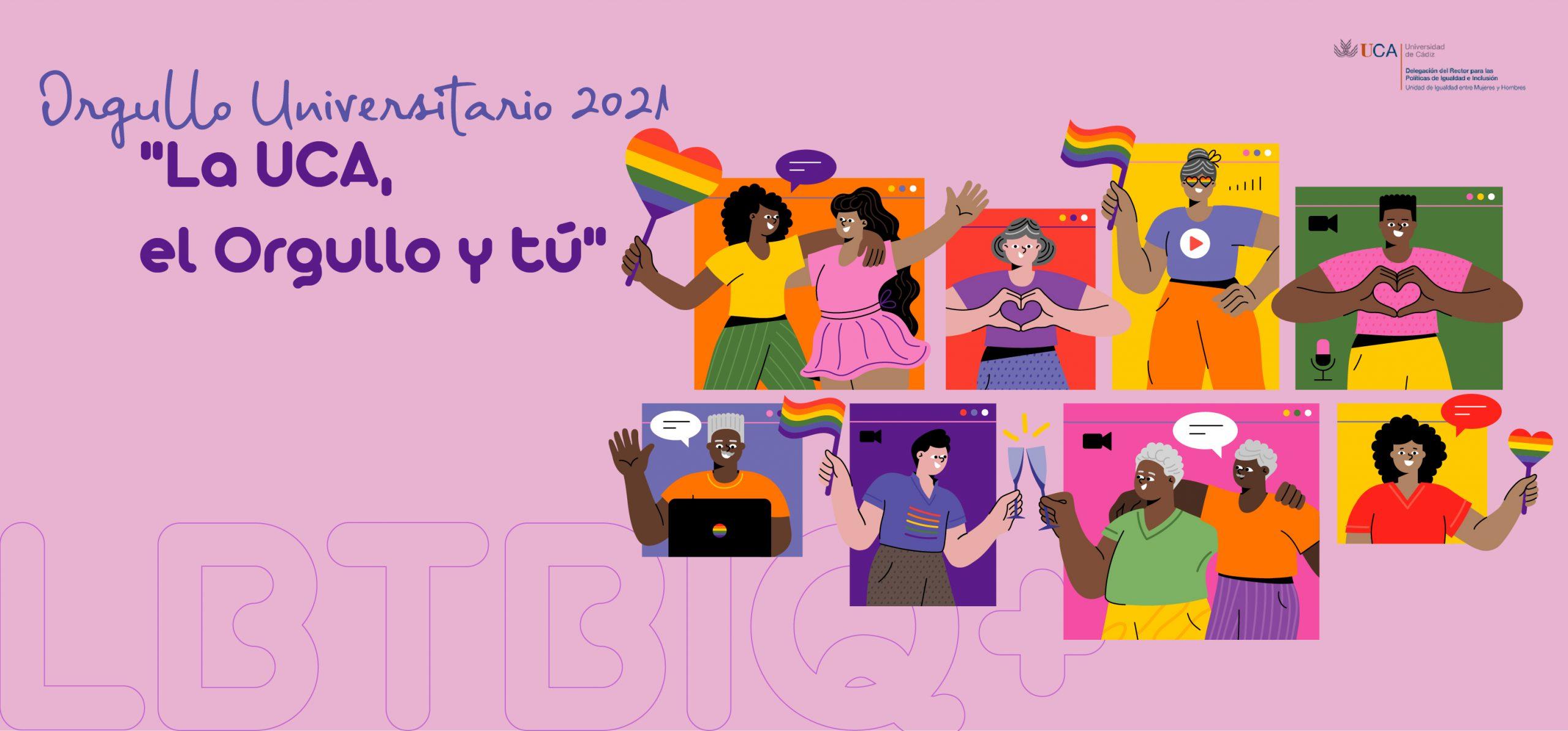 """Programa monográfico sobre el """"Orgullo universitario 2021"""" de Radio UCA Incluye"""