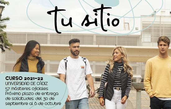 IMG Másteres de la Universidad de Cádiz: tu sitio