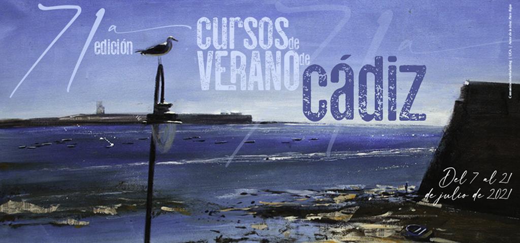 Los 71º Cursos de Verano de la UCA en Cádiz se estrenan con cooperación, política y arqueología