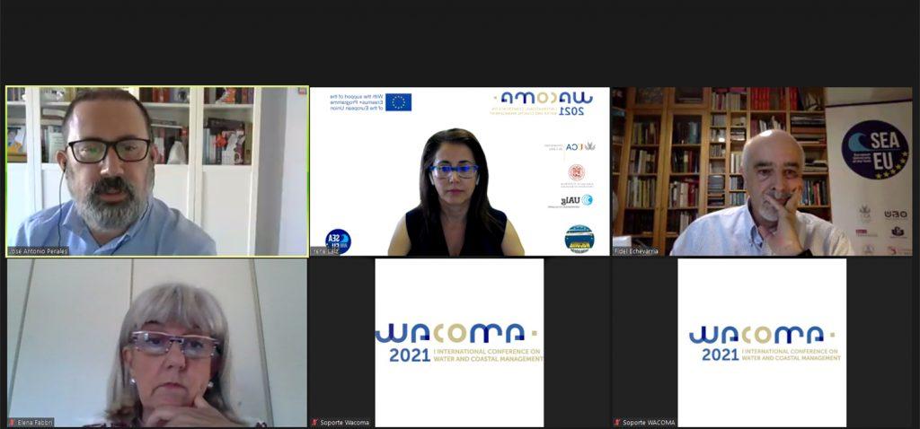 Arranca 'WACOMA 2021', epicentro del debate internacional sobre gestión del agua y zonas costeras