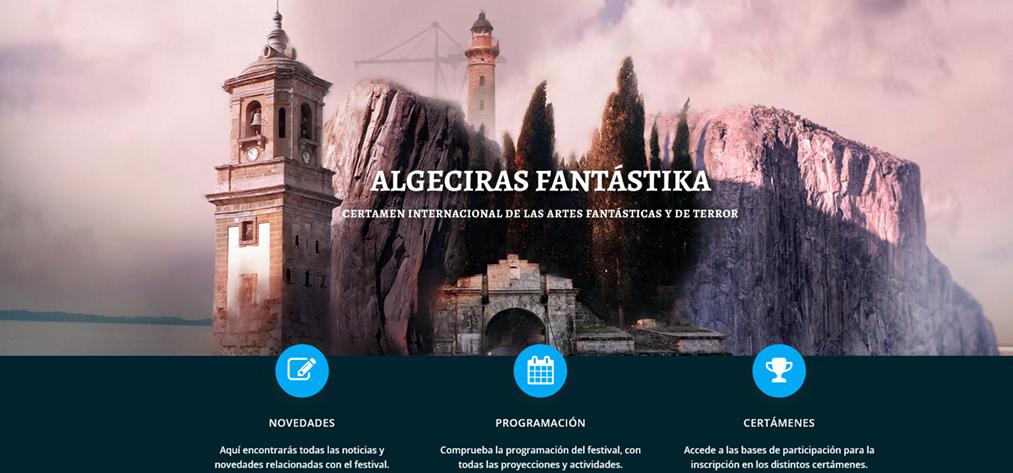 El Ayuntamiento y la UCA trabajan en la organización de 'Algeciras Fantástika 2021'