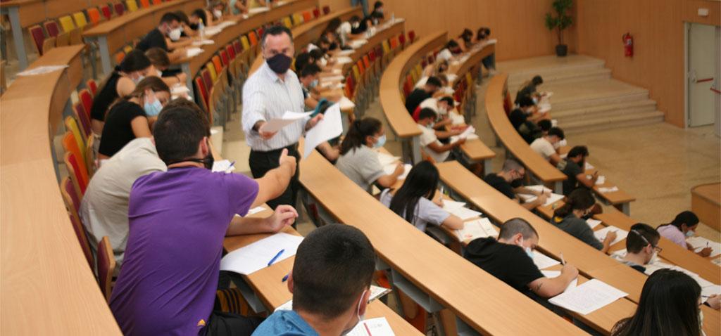 La UCA abre el segundo plazo de preinscripción en sus grados y dobles grados
