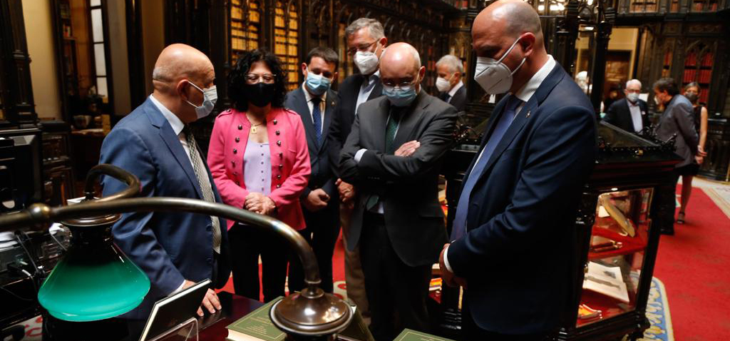 El Senado de España incorpora el fondo editorial del Instituto de Estudios Humanísticos