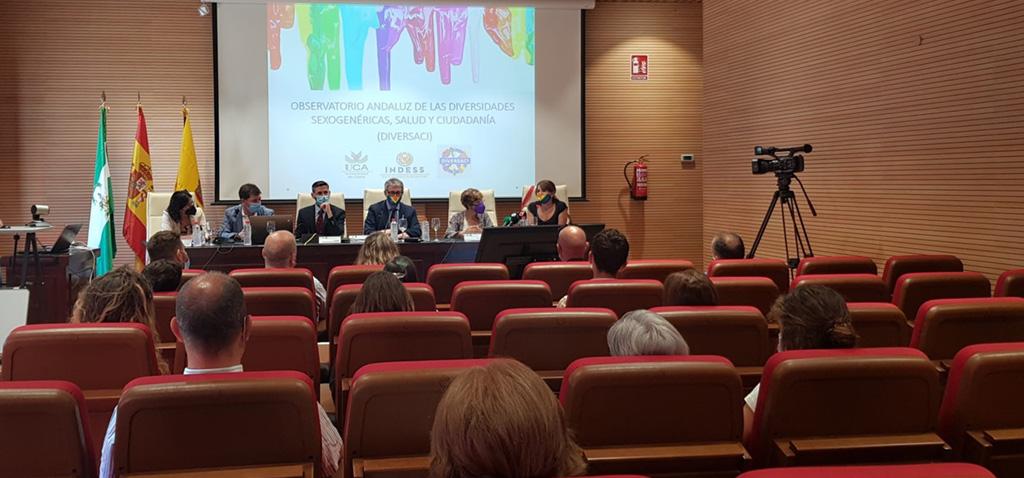 La UCA crea el Observatorio Andaluz de las Diversidades Sexogenéricas, Salud y Ciudadanía