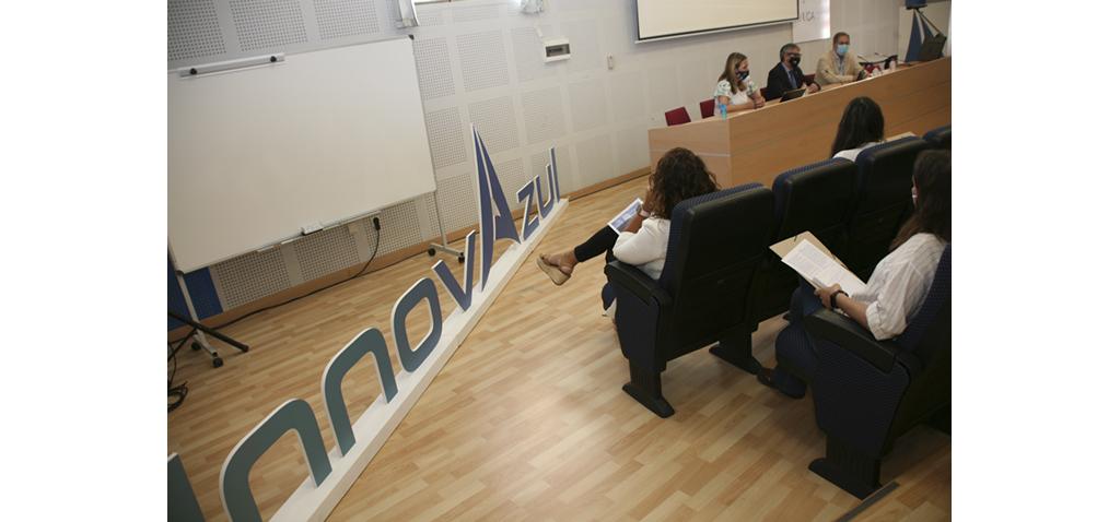 UCA y CEI·MAR preparan ya una nueva edición de 'Innovazul'