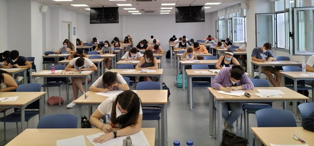 La UCA inicia mañana las pruebas de acceso y de admisión extraordinaria a la Universidad