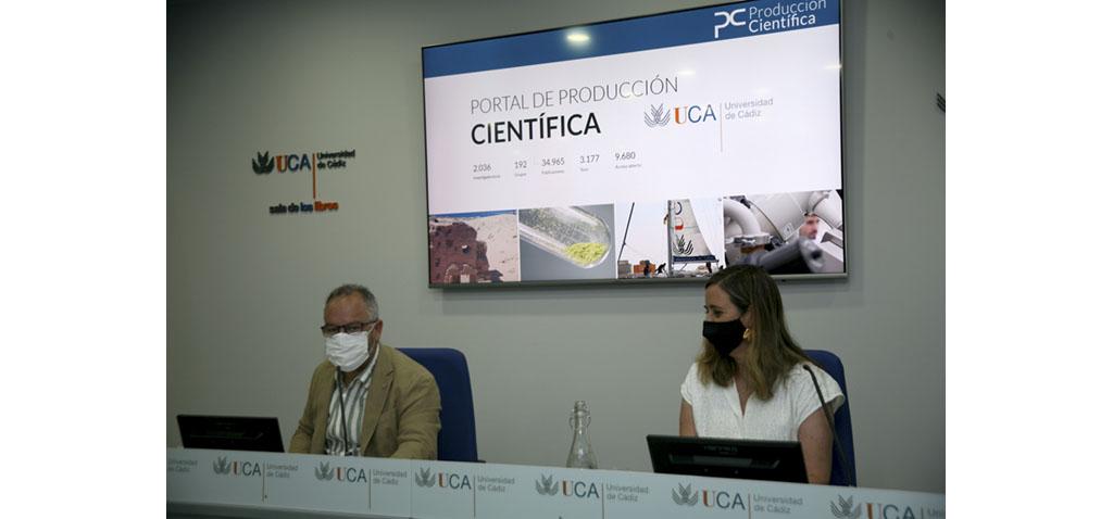 La UCA pone en marcha el portal de Producción Científica