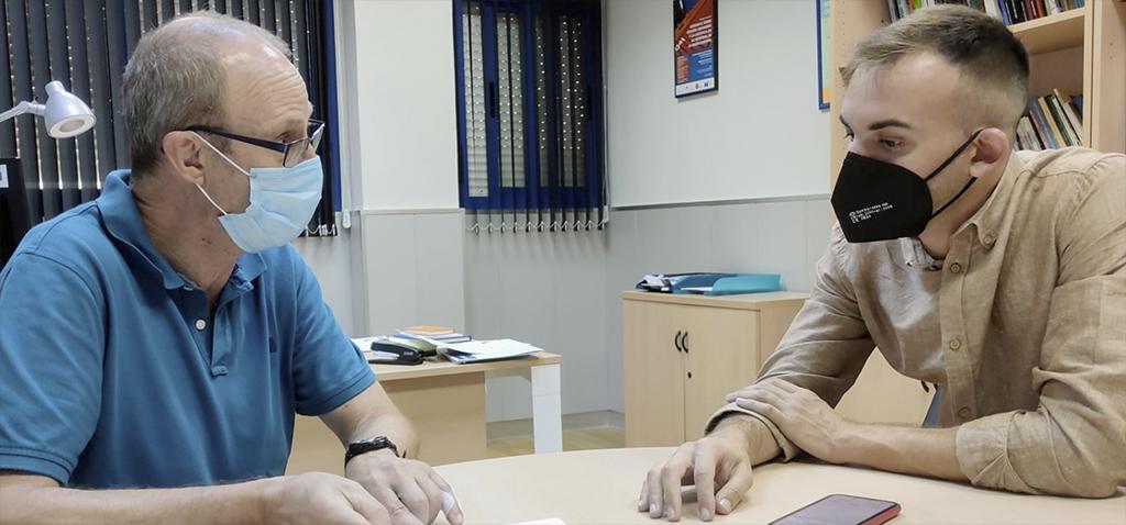 UCA y Diputación estudian crear una Biblioteca del Estrecho en el Campus Bahía de Algeciras