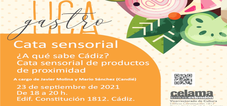 'GastroUCA' oferta dos nuevos módulos sobre cata sensorial de productos de Cádiz y cocina vegetariana