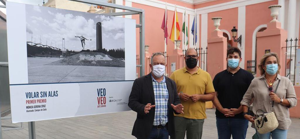 La exposición 'Veo-Veo Arte Urbano' de la UCA llega a Puerto Real