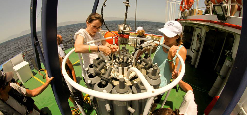 Desde este domingo, el buque UCADIZ acogerá una nueva edición del curso de verano 'Mares de Andalucía'