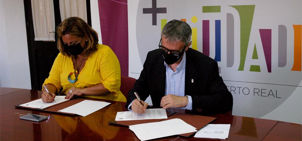 UCA y Ayuntamiento de Puerto Real firman protocolo general de colaboración en el marco del plan '+Ciudad'