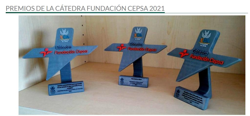 La Cátedra Fundación Cepsa de la UCA convoca los Premios a la Innovación 2021