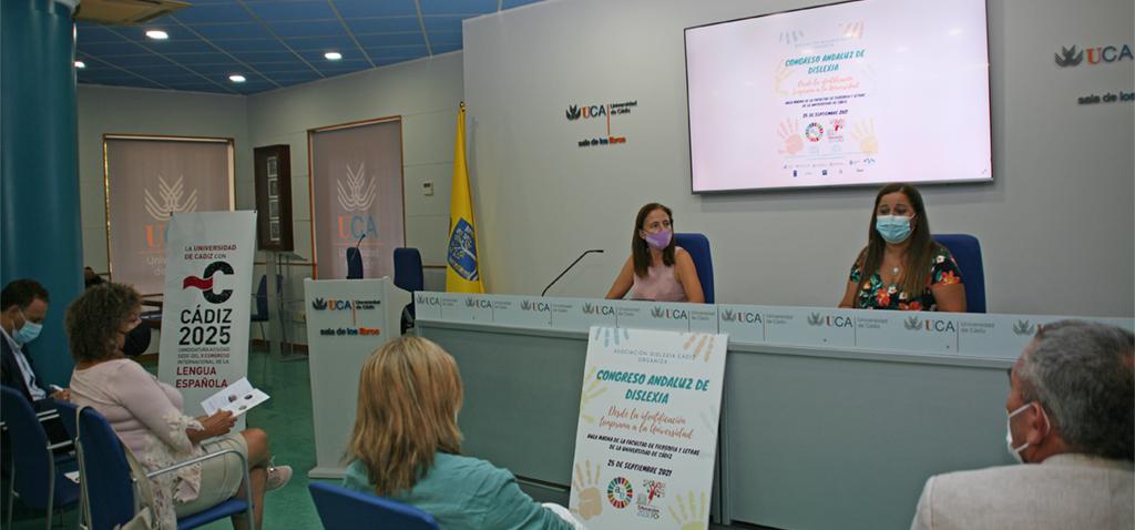 El Congreso Andaluz de Dislexia se celebrará el próximo sábado 25 en la Universidad de Cádiz