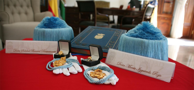 La UCA investirá mañana doctoras Honoris Causa a María Izquierdo y Soledad Becerril