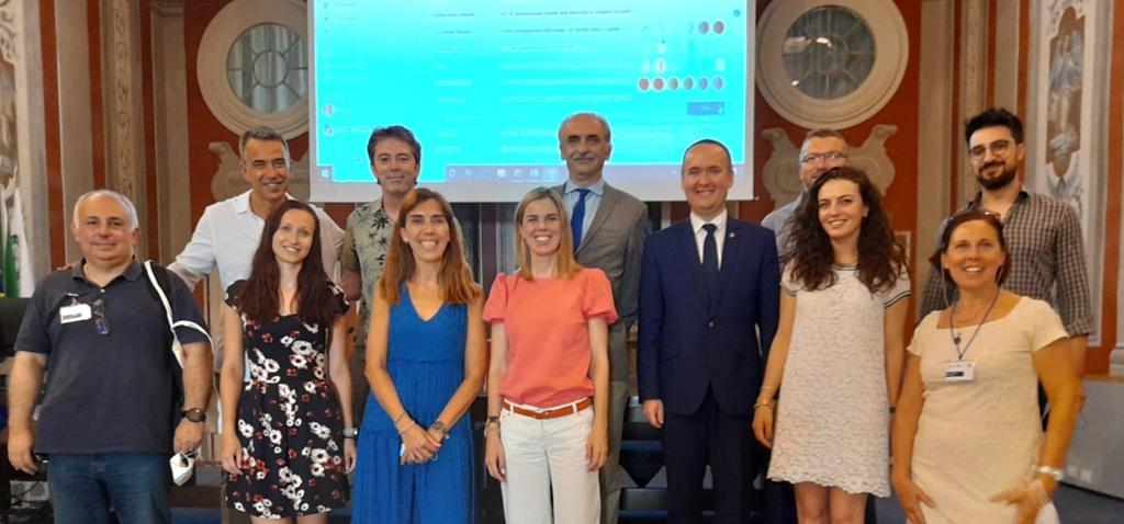 La UCA participa en proyecto europeo para prácticas innovadoras en gestión de emergencias en comunidad Erasmus