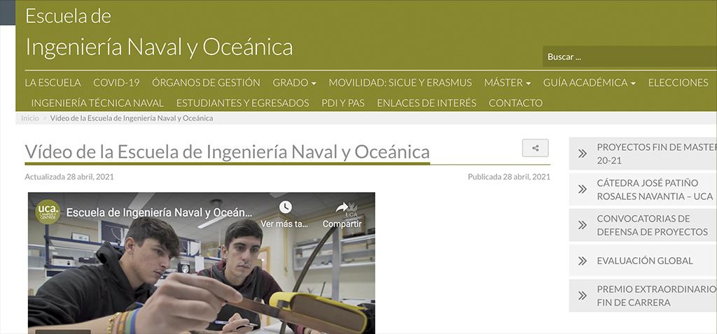 La UCA presenta el proyecto 'ANIM22_Turismo sostenible flotando en las salinas y aguas de la Bahía'
