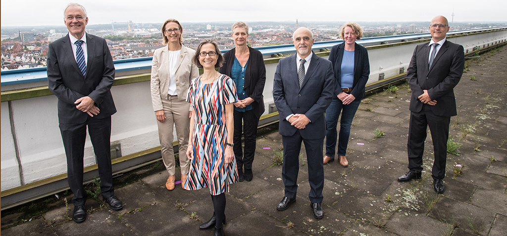 Encuentro presencial de equipos coordinadores SEA EU en la Universidad de Kiel