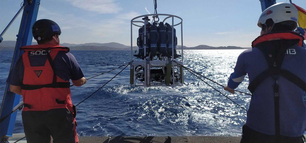 La UCA y el Sistema de Observación y Predicción Costero de las Islas Baleares cotutorizan el primer Trabajo Fin de Grado