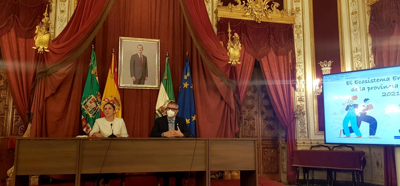 Estudios de la Diputación y la UCA presentan a la provincia como un territorio propicio para el emprendimiento